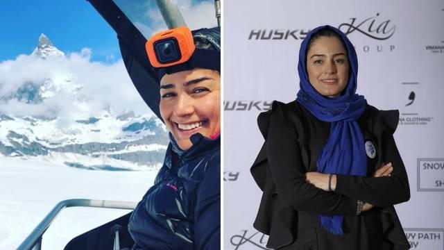 Iranska trenerica htjela skijati na SP-u, muž zabranio izlazak