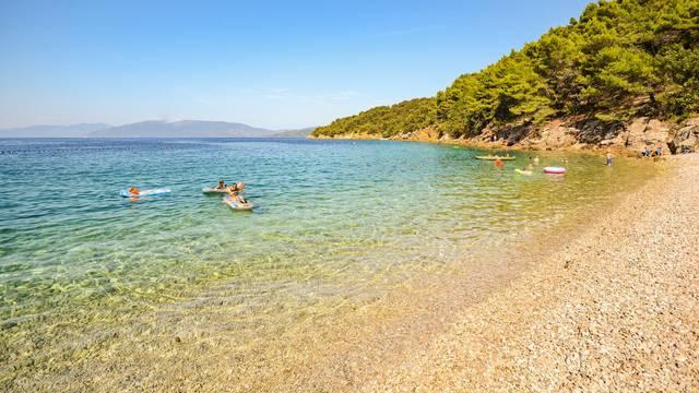 Otok Rab skriva najljepše pješčane plaže na kojima se kupao i kralj Edward VIII