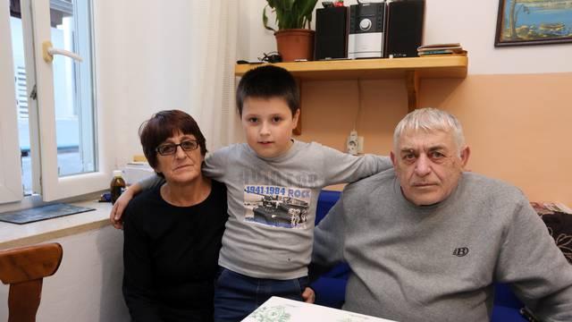 Ostao bez majke i seke: 'Hvala svima koji su pomogli Mihaelu'