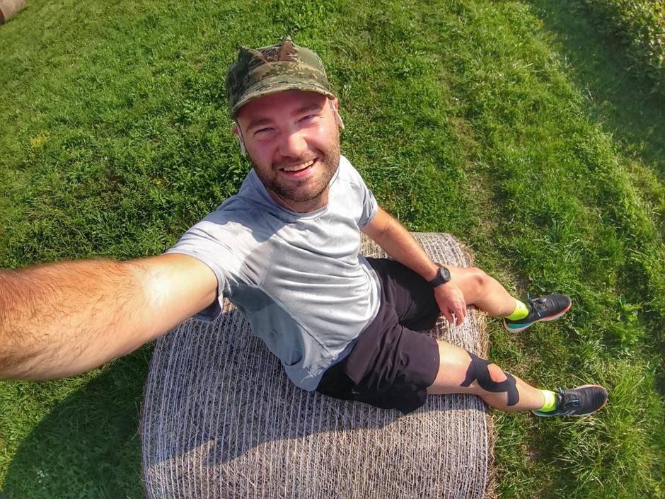 Pretrčao sam 1300 km kako bih bolje upoznao samog sebe