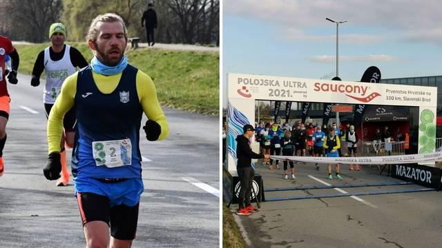 Radanac pomeo Polojsku ultru: Pao hrvatski rekord na 100 km!