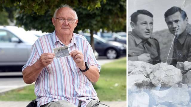 Tražio prijatelja iz vojske: Jožu ću vidjeti nakon čak 56 godina!