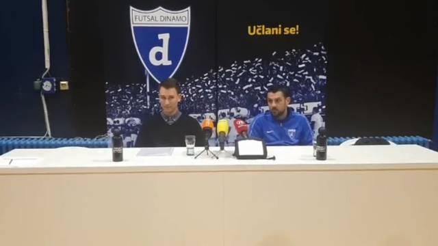 Čošić dao ostavku: 'Neke osobe žele uništiti Futsal Dinamo...'