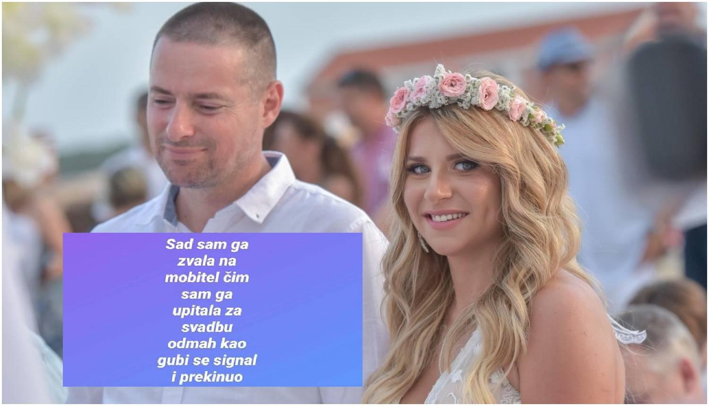 Valentinu i Vatroslava pokrali na svadbi, tuže kolegu iz showa