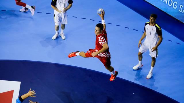 Mladi rukometaši izgubili su od Nijemaca, u polufinalu će igrati protiv Slovenije u Varaždinu