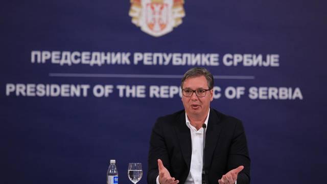 Beograd: Predsjednik Aleksandar Vučić o formiranju nove Vlade
