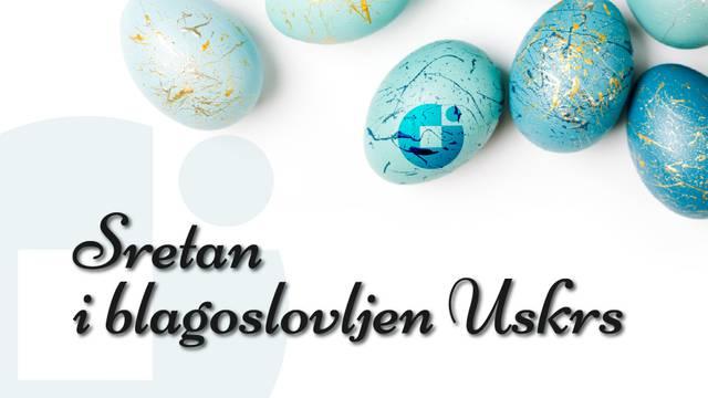 Sretan i blagoslovljen Uskrs svim obrtnicama i obrtnicima