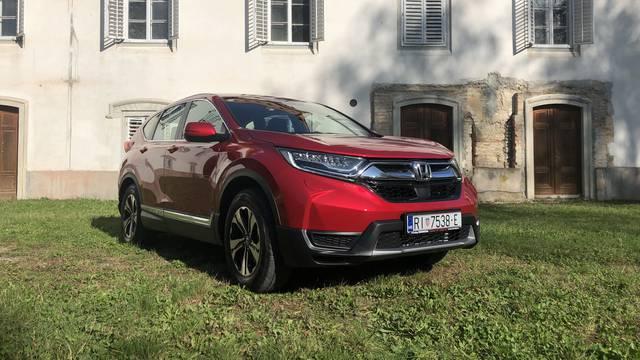 Prostraniji i napredniji: Hondin SUV CR-V stigao u Hrvatsku