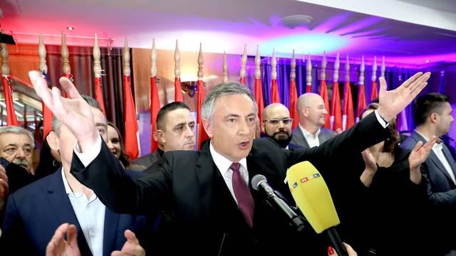Zagreb: Iako je ostao bez drugog kruga predsjedničkih ozbora Miroslav Škoro zadovoljan rezultatom