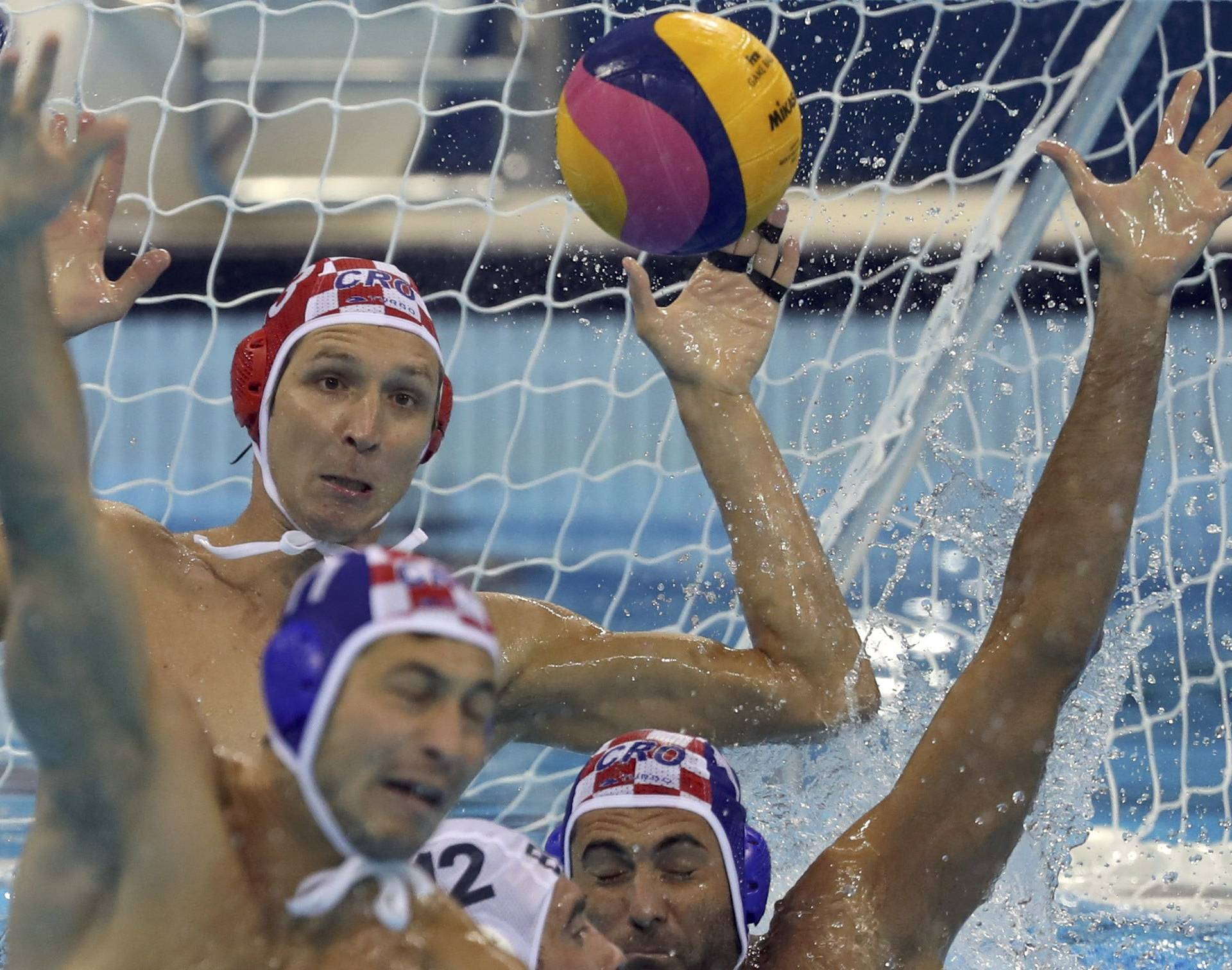 Water Polo - Men's Quarterfinal Brazil v Croatia