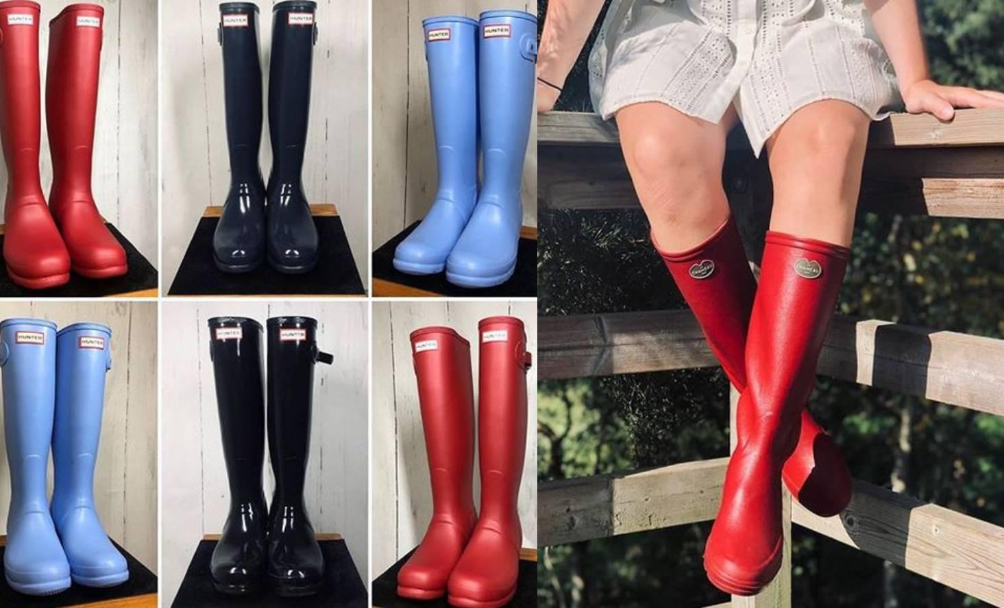 Šareni kišni dani: Chic styling s gumenim čizmama u bojama