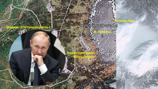 Sprema se nuklearni rat? Putin gradi tajne bunkere na Uralu