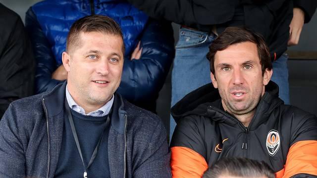 Harkiv: Liga prvaka mladih, skupina C, 3. kolo, FC Shakhtar Donetsk - GNK Dinamo