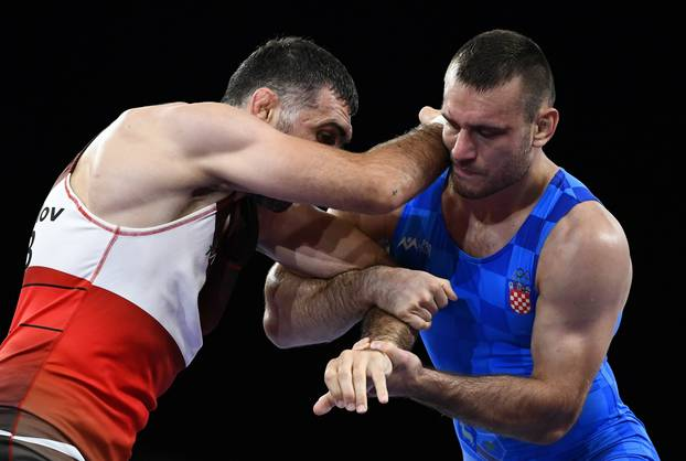 Wrestling - Greco-Roman - Men