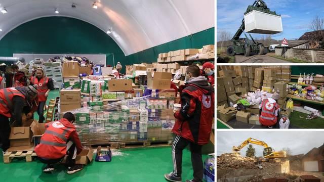 Država našla samo 21 kontejner u skladištu, a za šatore tvrde da ih nitko, pa ni Trut, nije tražio!