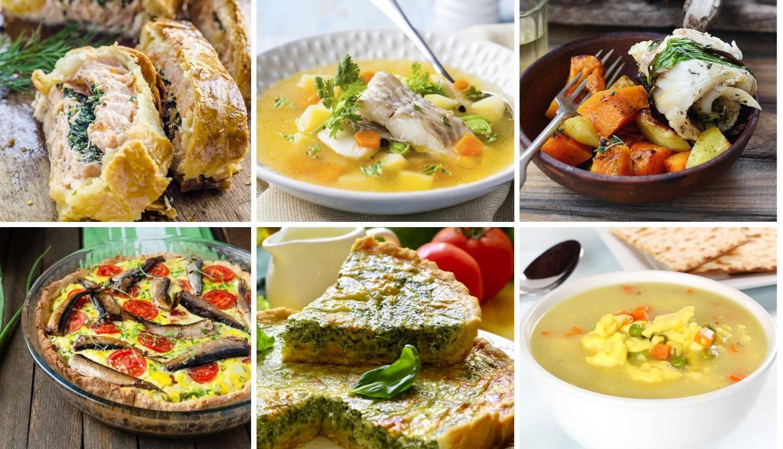 10 korizmenih recepata za fina i zdrava jela od ribe i povrća