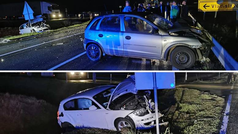 Opet nesreća kod Vladislavaca: Djevojka mu oduzela prednost