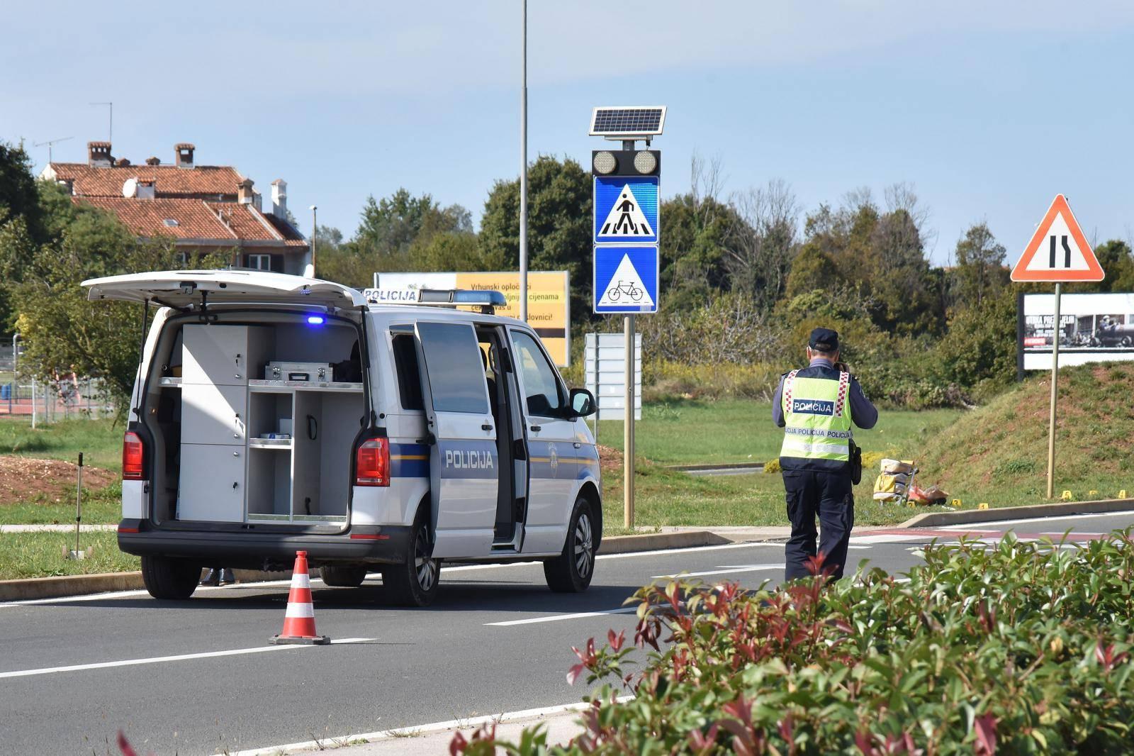 Pula: U naletu automobila stradala pješakinja