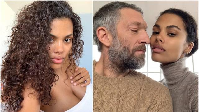 Supruga Vincenta Cassela gola i trudna pozirala za naslovnicu