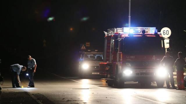 Split: Prometna nesreća u Solinskoj ulici
