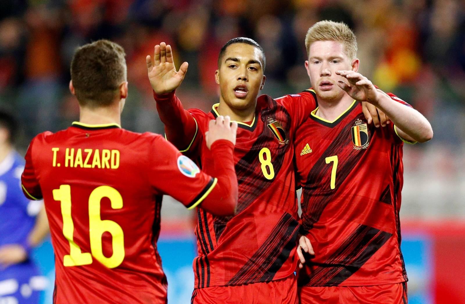 Euro 2020 Qualifier - Group I - Belgium v Cyprus