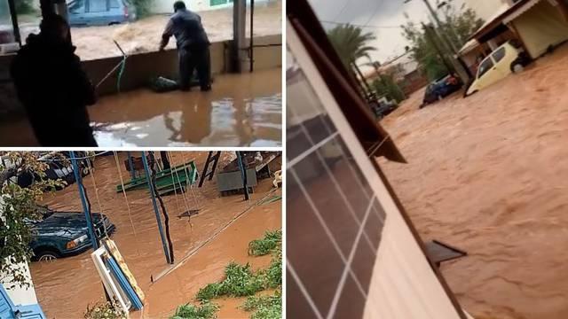 Hrvat u paklu poplava u Grčkoj: 'Aute je odnijelo sve do plaže!'