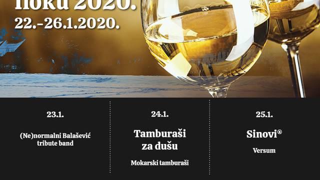 Najdepresivniji dan u godini Iločani liječe vinskom feštom