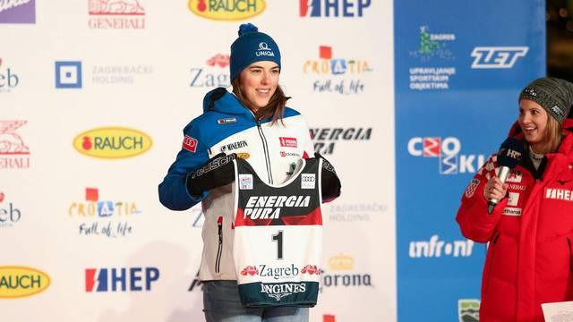 Zagreb: Na Tomislavcu održano izvlačenje startnih brojeva ženske utrke