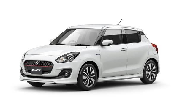 Novo ruho omiljenog Japanca: Suzuki je redizajnirao Swift