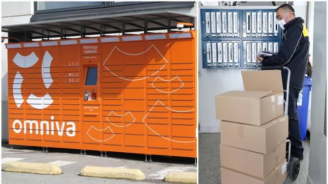 Bez čekanja i papirića: Pošta će postaviti paketomate po zemlji