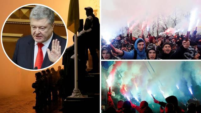 Zabrinjavajući prizori iz Kijeva: Potpisano je izvanredno stanje