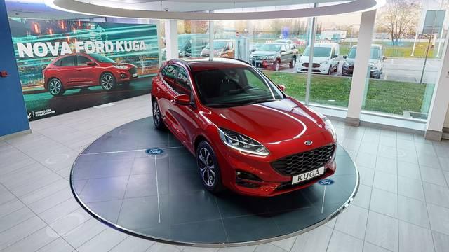 Ford Kuga je stigla u Hrvatsku, možete je razgledati i virtualno