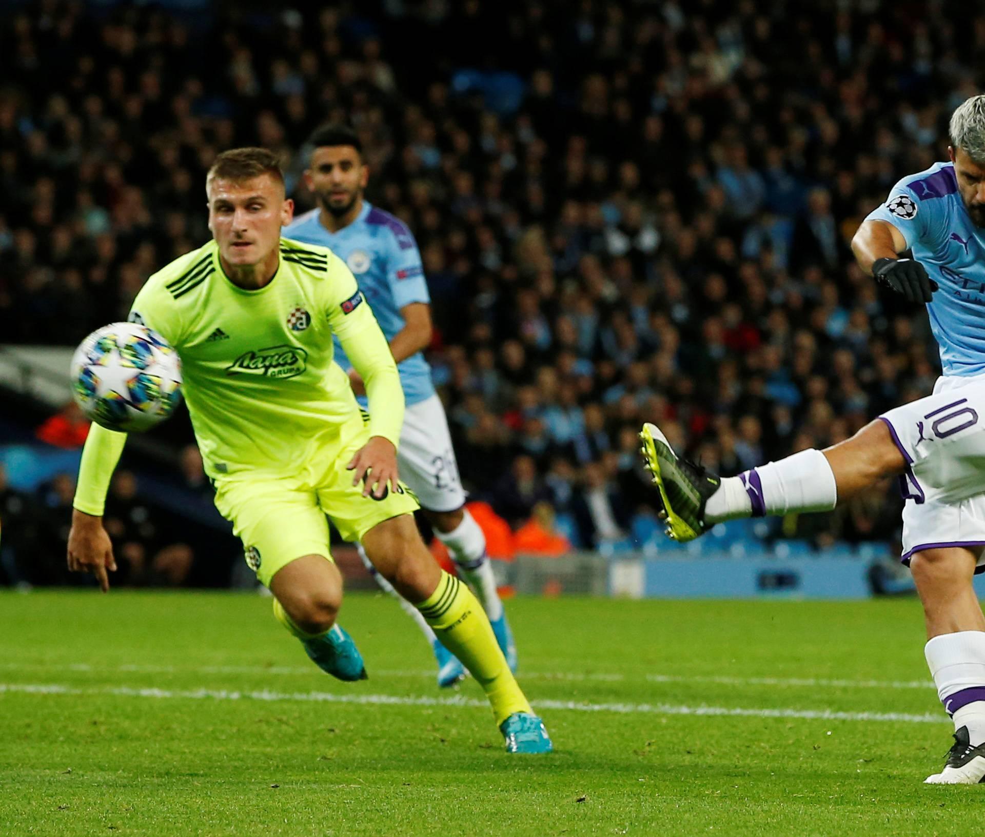 Champions League - Group C - Manchester City v GNK Dinamo Zagreb