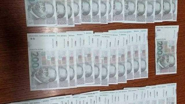 Zadranin krivotvorio novac