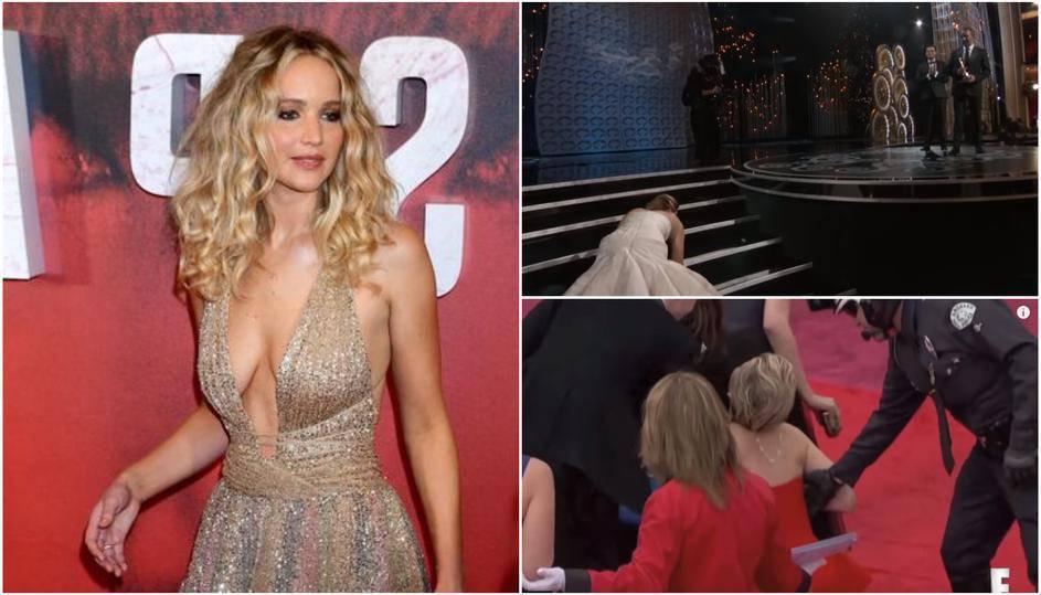 Gafovi Jennifer Lawrence: Pala više puta, krivo se tetovirala...