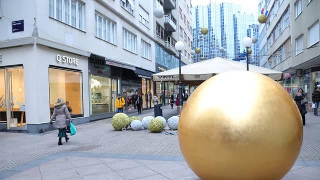 Prizemljeno sunce opet sjaji u Bogovićevoj ulici u Zagrebu