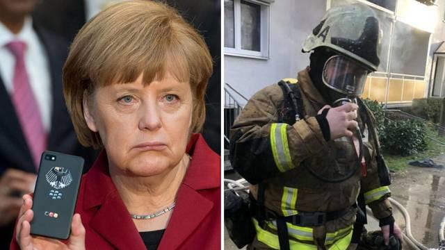Halo, Frau Merkel na telefonu; 'Nemoj me za*ebavat, radim!'