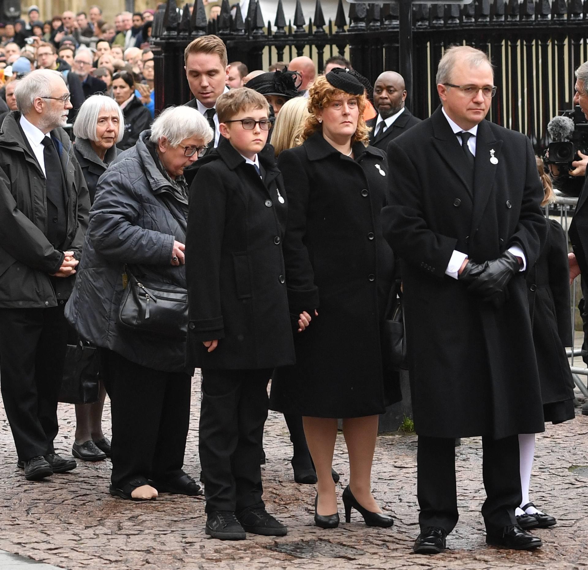Stephen Hawking funeral
