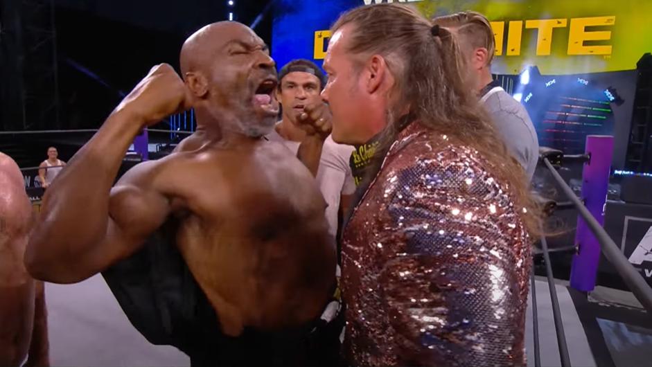 Tko mu što može? Tyson na istoj kilaži kao na početku karijere!