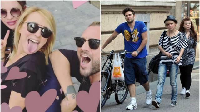 Bivši partneri pozirali su skupa: Iva i Luka sad su dobri prijatelji