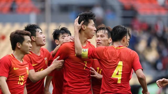 China v Croatia - 2017 Gree China Cup International Football Championship