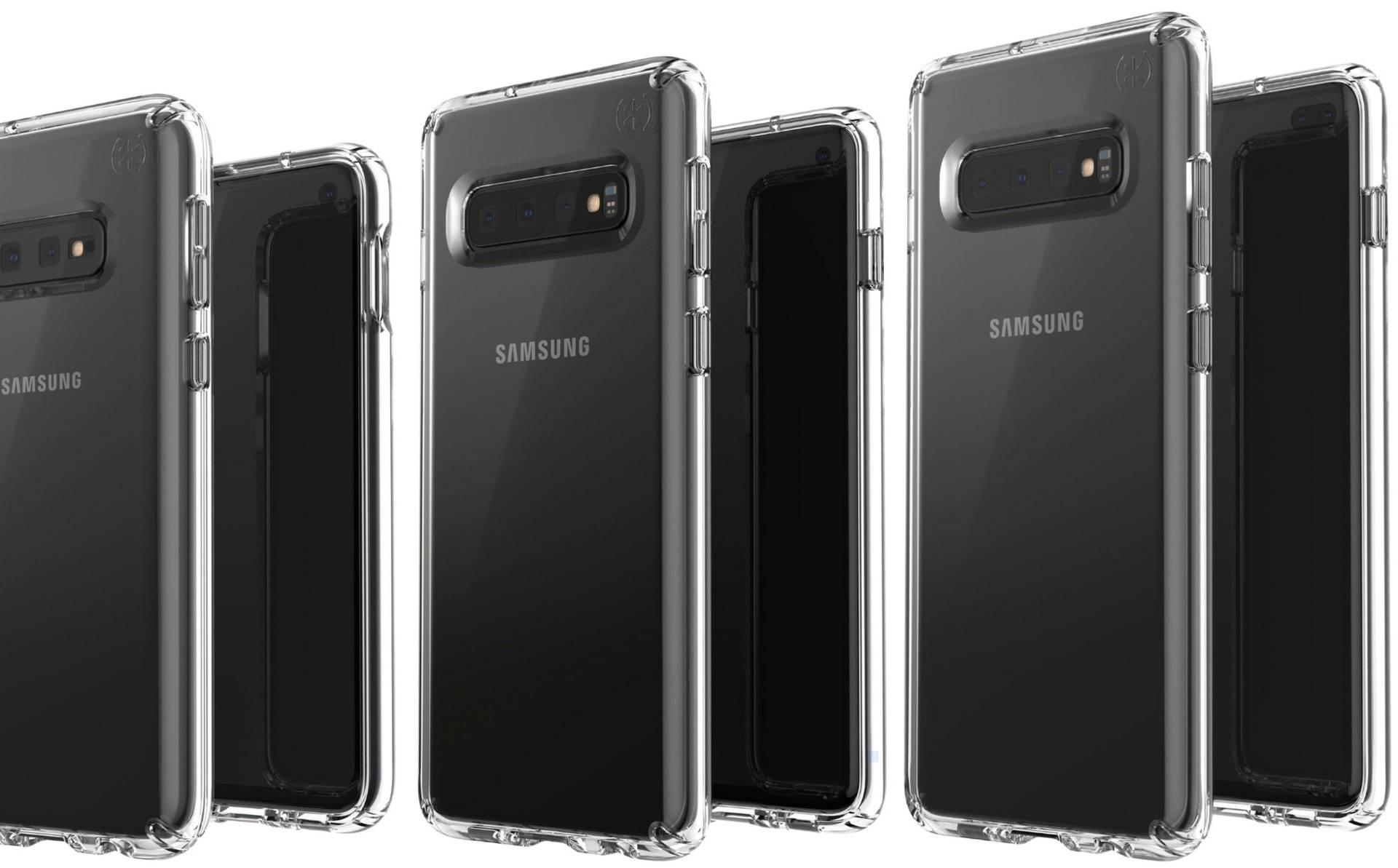 Cure nove slike Galaxyja S10 i daju najbolji pogled na telefon
