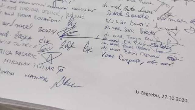 Liječnici stali u obranu kolegice iz KB Dubrave: Potpisali peticiju