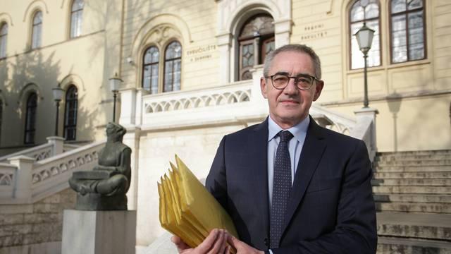Bakić: 'Upravi Sveučilišta nije stalo do boljitka Sveučilišta'