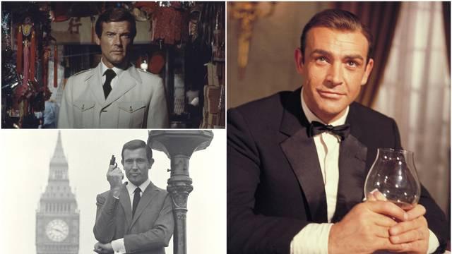 Agent 007 bio je na Mjesecu, u ratu s Rusima, igrao poker i pio martini, a ured je uvijek bio isti