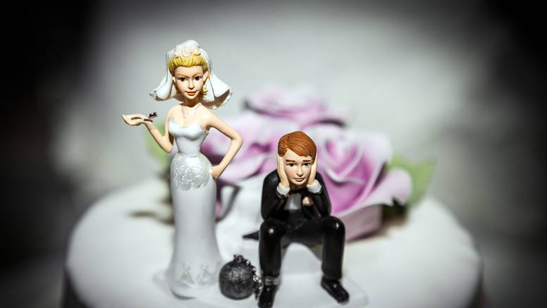 Organizatori vjenčanja otkrili kako znaju da brak neće uspjeti