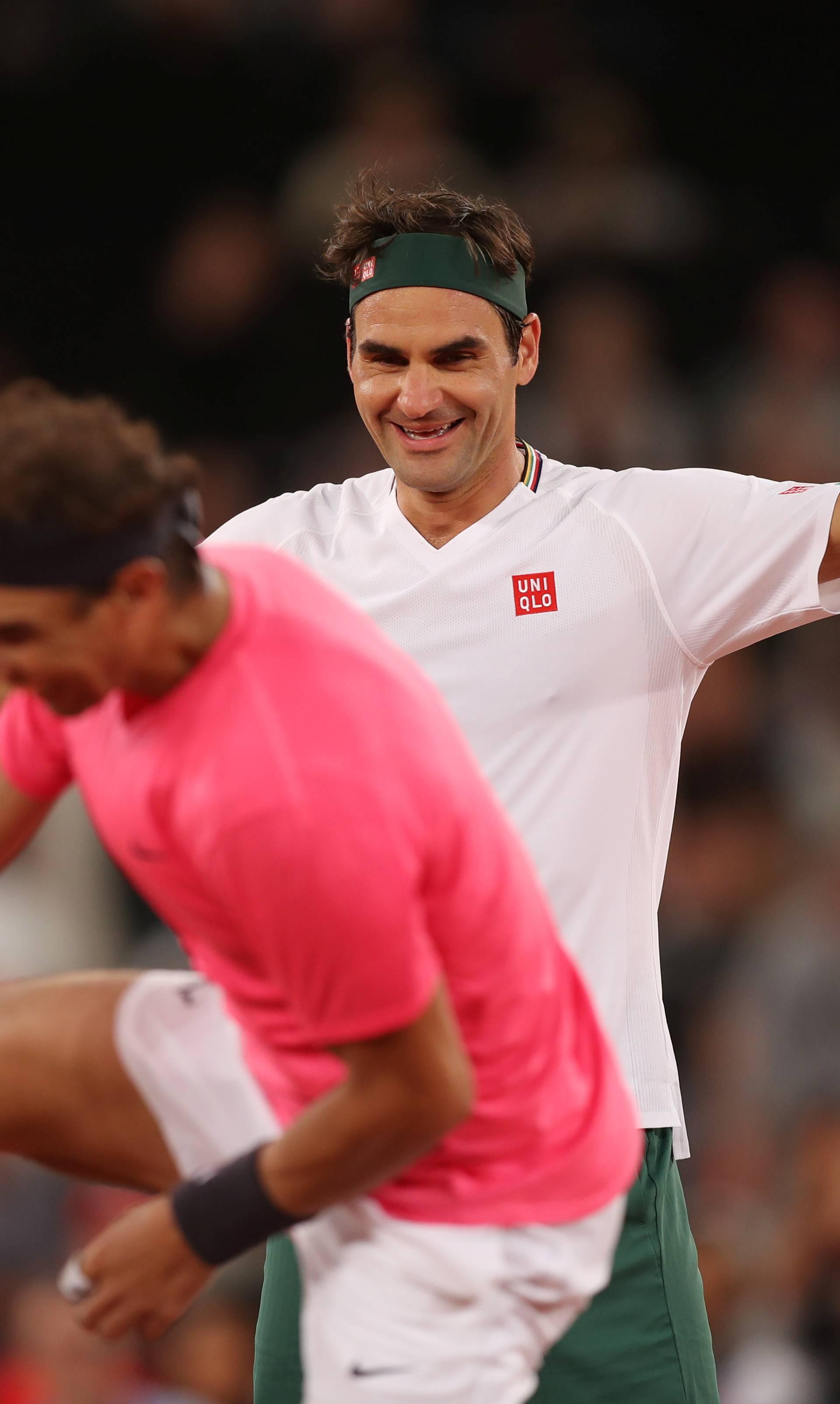 Federer i Nadal za povijest: Na meču ih je pratilo 51,954 ljudi