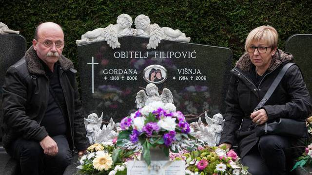 Policija je kod obitelji sestara Filipović dolazila i 10 godina iza smrti, otac nije dočekao pravdu