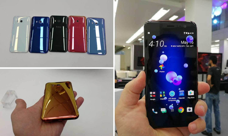 Stisni ga  za selfie: HTC U11 je telefon s najboljom kamerom