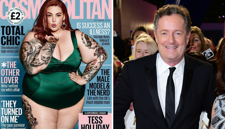 'Ovakva naslovnica je opasna jer veliča prekomjernu težinu'